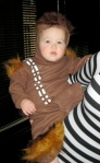 Check out Chewbacca!